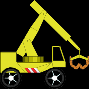 the little crane that could Mac OS X
