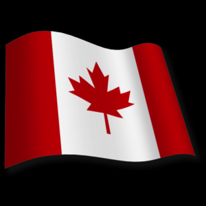 Provinces and Territories of Canada Mac OS X