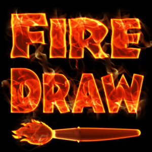 Fire Draw - Paint with Real Flames! Mac OS X