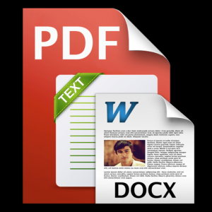 PDF to Word and Text Mac OS X