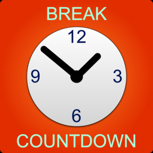 Break Countdown Timer Mac OS X