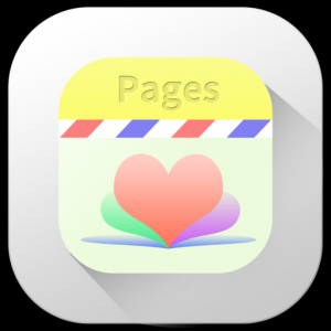 Stationery Template for Pages Mac OS X