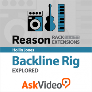 Backline Rig Explored - Reason Mac OS X