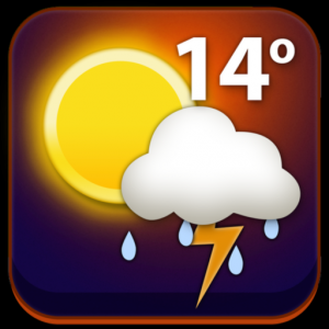WeatherPlus Mac OS X
