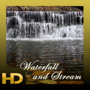 Waterfall And Stream HD Mac OS X