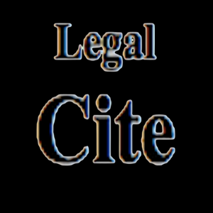 Legal Cite Mac OS X