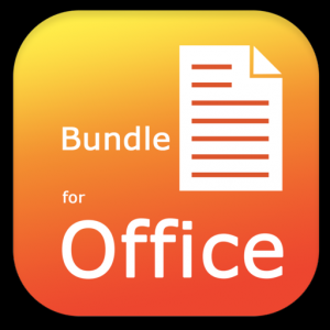 Templates Bundle for Microsoft Office Mac OS X