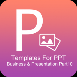 Templates For PPT (Business & Presentation Part10) Pack10 Mac OS X