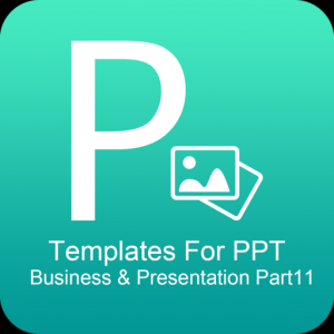 Templates For PPT (Business & Presentation Part11) Pack11 Mac OS X
