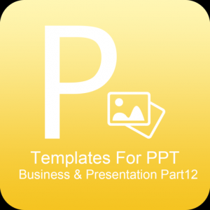 Templates For PPT (Business & Presentation Part12) Pack12 Mac OS X