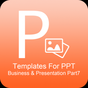 Templates For PPT (Business & Presentation Part7) Pack7 Mac OS X