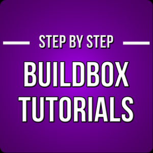 Step by Step Tutorials for Buildbox Mac OS X