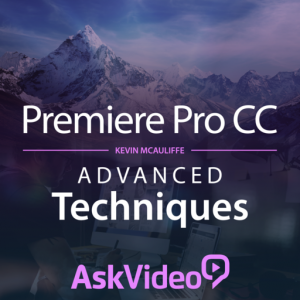 Adv. Techniques Course for Premiere Pro CC Mac OS X
