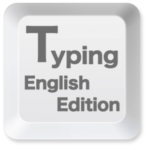 Typing - English Edition Mac OS X