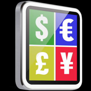 Exchange It - The Foreign Currency Calculator Mac OS X