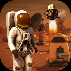 Earth Space Colonies Mac OS X