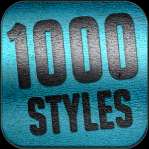 1000 Styles for Photoshop (Text Effects) Mac OS X