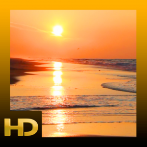 Ocean Sunset HD Mac OS X