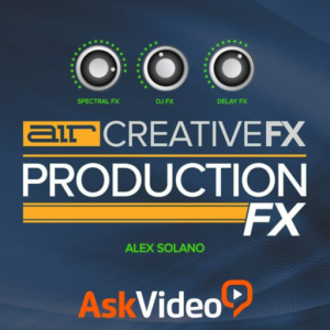 Prod. Tut. for AIR Creative FX Mac OS X