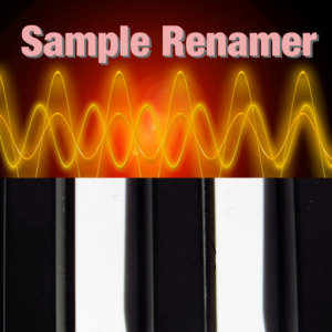 Sample Renamer - for Sample Tank Mac OS X