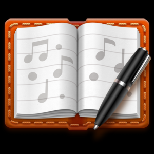 Song Writer - Lyrics Memo Pro Mac OS X