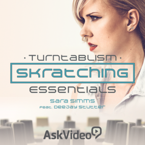 Turntablism Course For Skratching Essentials Mac OS X