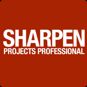 SHARPEN projects professional Mac OS X