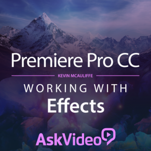 Effects Course For Premiere Pro CC Mac OS X