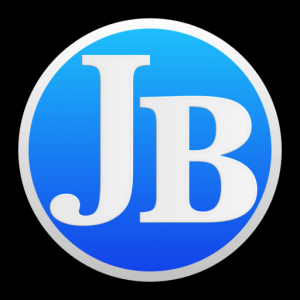 JustBlog - Simple blogging for Wordpress Mac OS X