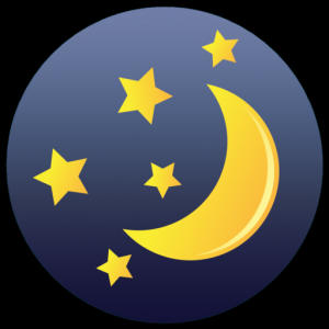 Moon Widget (for menu bar) Mac OS X