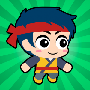 Super Ninja Boy Run Premium Mac OS X