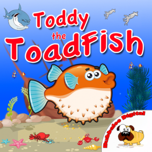 Toddy the Toadfish Mac OS X