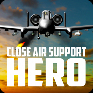Close Air Support Hero Mac OS X