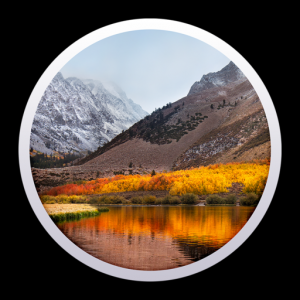 macOS High Sierra Mac OS X