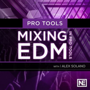 Mixing EDM in Pro Tools 12 Mac OS X