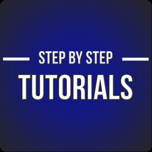 Step by Step Tutorials for Photoshop Mac OS X