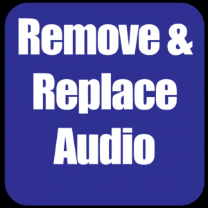 Remove & Replace Audio Mac OS X