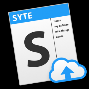 Syte - Design and Publish your Website for Free! Mac OS X