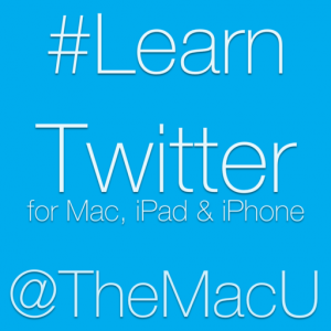 Learn - Twitter Edition Mac OS X