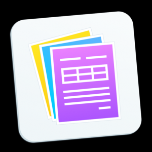 GN Memos for Pages - Templates Bundle Mac OS X