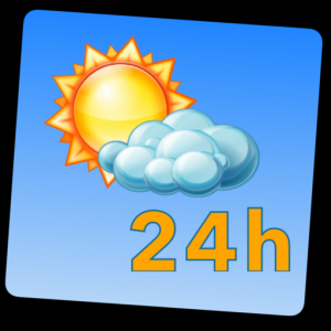 Weather 24 Bar - Forecast 5 Mac OS X