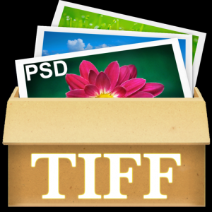 PSD To TIFF - Convert multiple Images & Photos Mac OS X