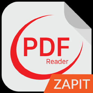 Zapit PDF Reader Mac OS X
